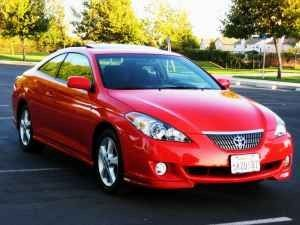 *2005* Toyota Solara ((low mi, smogged, tags just payed, LIKE NEW)) (Elk Grove)