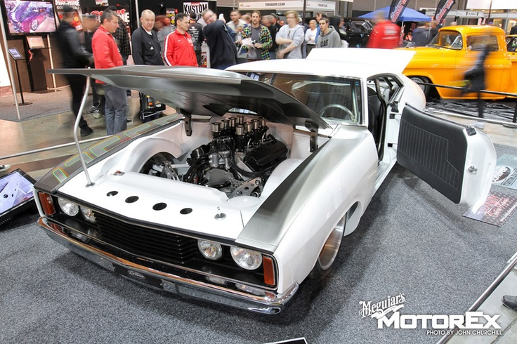 FORD XC COUPE...Man is this thing wickedly suicidal!