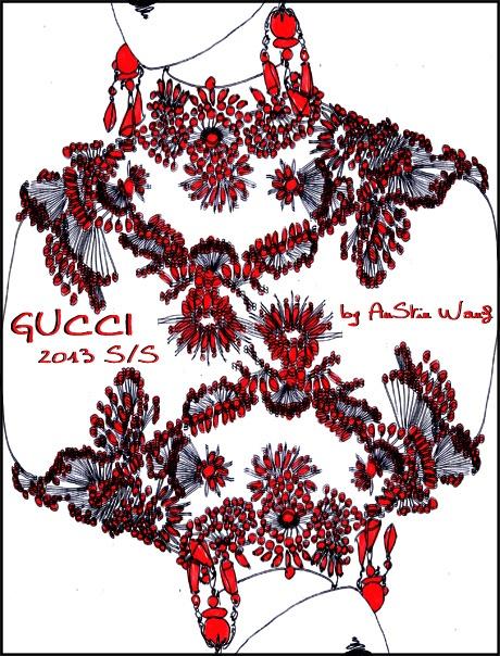 Gucci 2013 S/S
