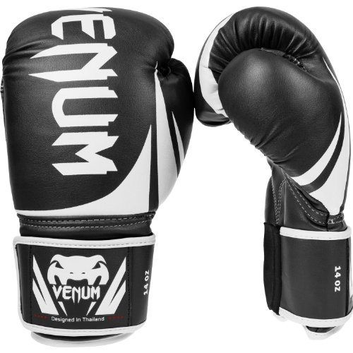 Venum Challenger 2.0 Boxing Gloves, Black, 12-Ounce - http://www.exercisejoy.com/venum-challenger-2-0-boxing-gloves-black-12-ounce/boxing/
