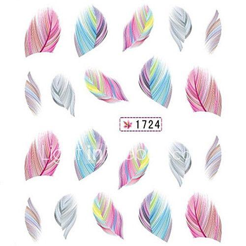 - Finger/Zehe - 3D Nails Nagelaufkleber - Andere - 1 Stück - 10.5X7X0.1 cm - EUR €0.20 ! ARTIKEL! Heiße Artikel zu unglaublich niedrigen Preisen sind jetzt im Angebot! Komm und schau sie dir, zusammen mit anderen Produkten an. Großartige Rabatte, Prämien für jeden deiner Einkäufe!