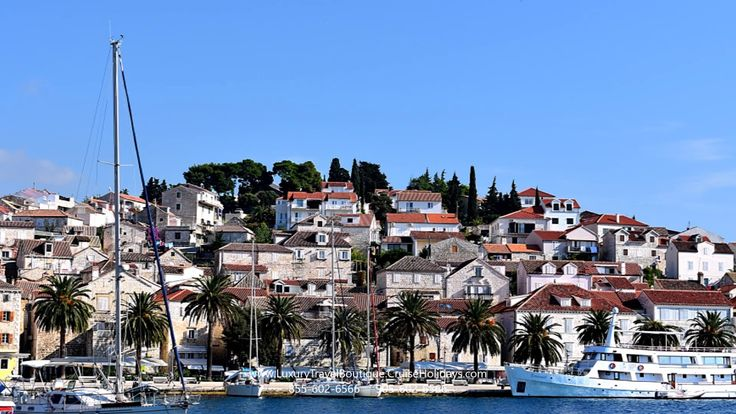 Hvar Croatia is a popular summer resort.  This is a photo tour of the town.  For more port reports, photo tours and travel videos, visit our page here -http://luxurytravelboutique.cruiseholidays.com/travelogues/windstar-cruises-venetian-passages.aspx