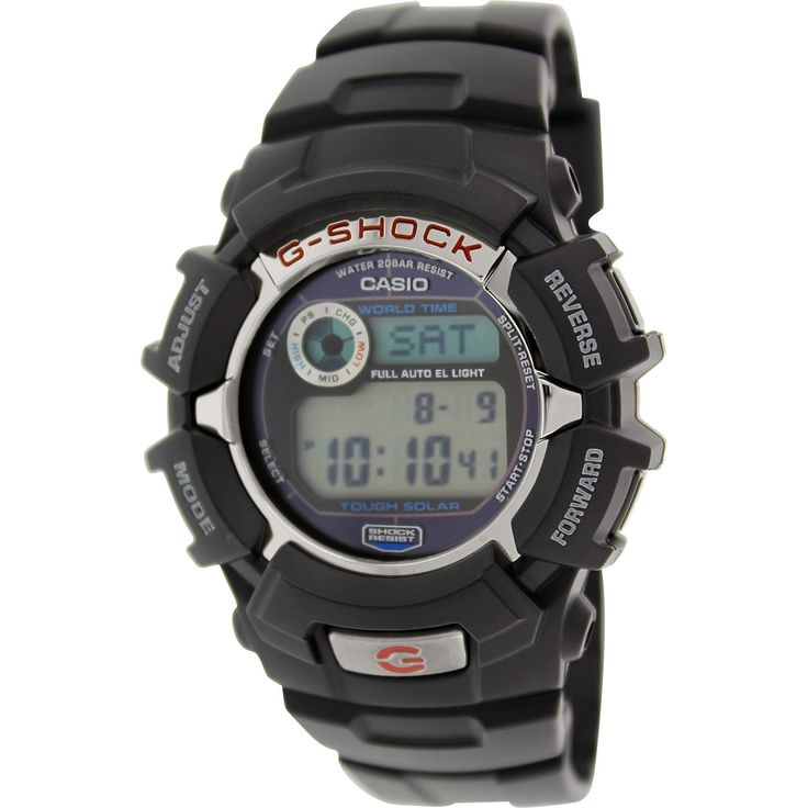 Casio Mens G-Shock G2310R-1 Digital Resin Quartz Sport Watch  Item specifics  Condition:  New with tags: A brand-new unused unopened undamaged item in its original packaging (where packaging is  Catalog:  1681871240  MPN:  G2310R-1  Brand:  Casio  Style:  Sport Watch  Gender:  Men's  Model:  G-Shock  UPC:  079767437992  Casio Mens G-Shock G2310R-1 Digital Resin Quartz Sport Watch  Price : 54.99  Ends on : 3 weeks View on eBay  The post Casio Mens G-Shock G2310R-1 Digital Resin Quartz Sport…