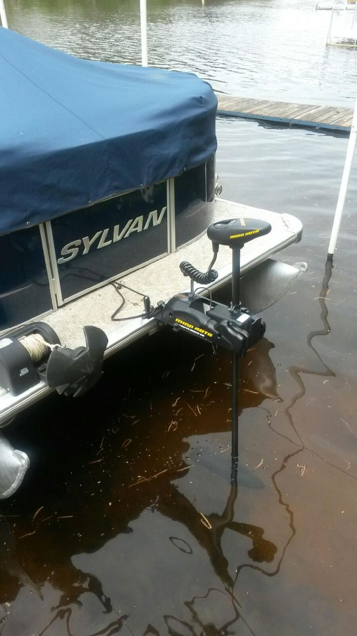 NEW Electric Bow Mount Trolling Motor Mounting System