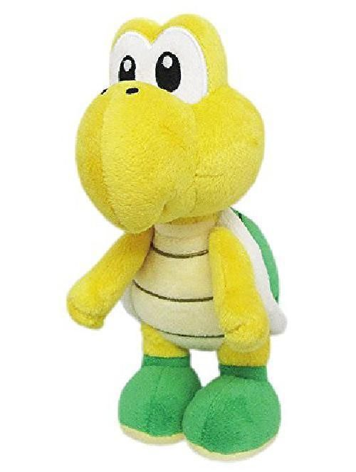 Little Buddy Super Mario All Star Collection-1425-Koopa Troopa Stuffed Plush, 7