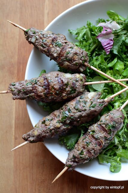 eintopf: kebab wołowy w marokańskim stylu
