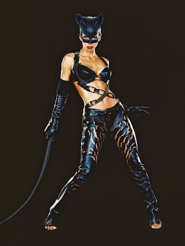Catwoman (Halle Berry): sexiest woman on the planet!