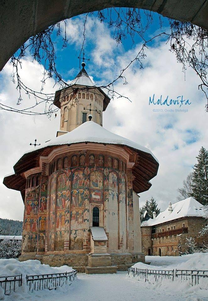 Moldovita, Bucovina  photo Ovidiu Stefaliga