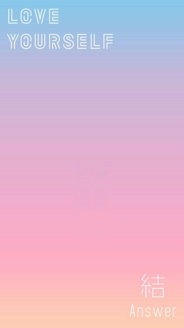 Bts Love Yourself Answer Jin Suga J Hope Rm Jimin V Y Jungkook Wallpaper Lockscreen Hd Fondo De Pantalla M Bts Love Yourself Bts Lockscreen Bts Wallpaper
