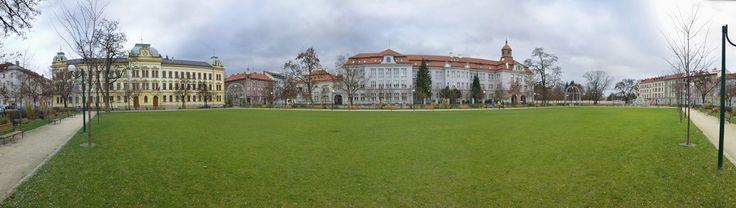 Mikulášské náměstí Plzeň