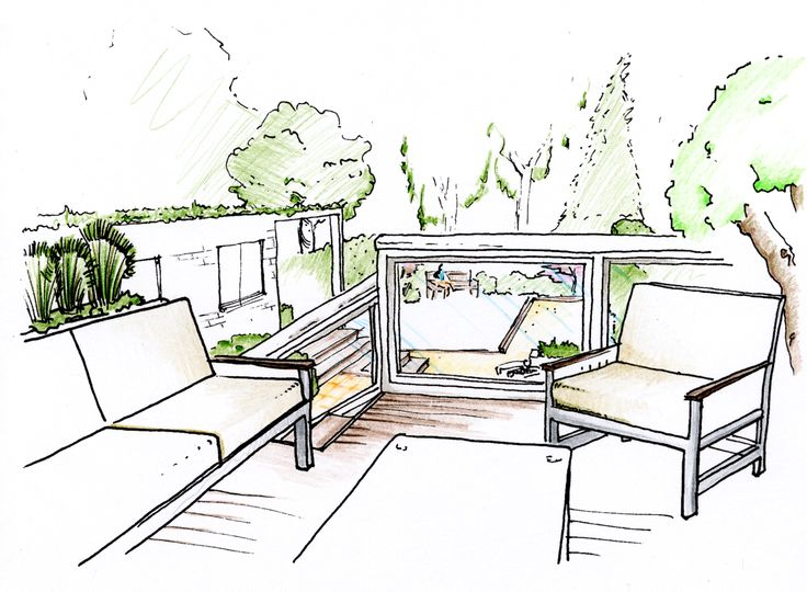 AM's proposed balcony