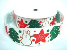 wholesale custom printed satin ribbon
