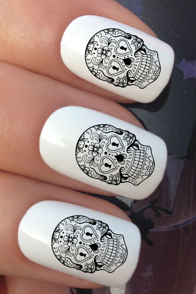 Best 65 deco nails ideas on Pinterest | Nail decals, Deco and Nail ...