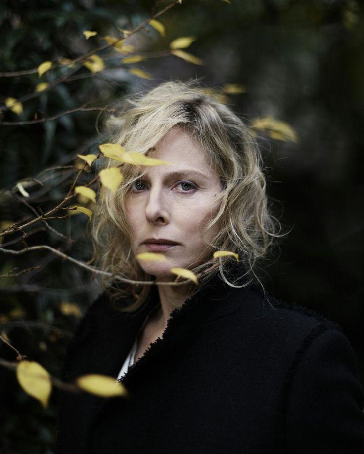 Karine Viard, à Paris, le 30 octobre 2015.