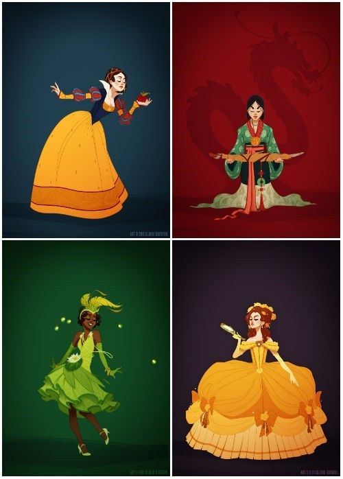 Le principesse Disney killer invadono le strade di Stoccolma  #streetart #graphicdesign #art #creative