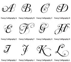 17 Best Images About Calligraphy On Pinterest Monogram