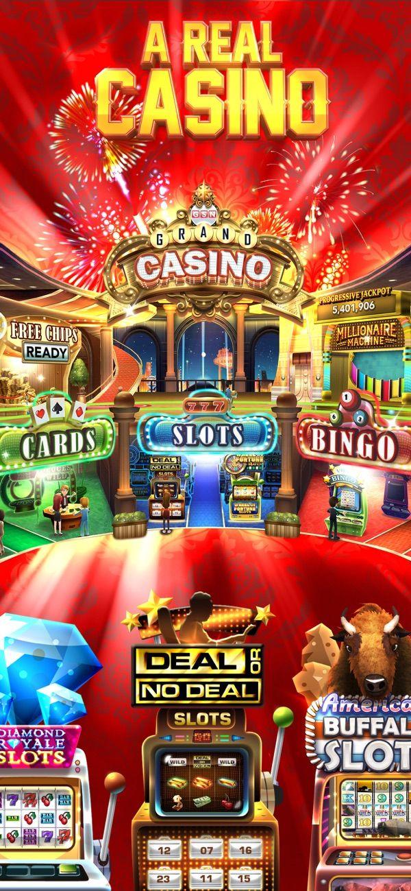 GSN Grand Casino Slots Games on the App Store (Dengan