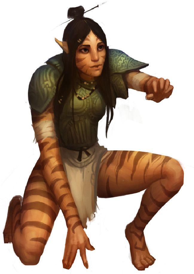 Elf Rangerdruid Raçascriaturas Pinterest Characters Rpg And