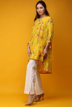 f237210f49 Warda Latest Summer Dresses Printed & Embroidered Collection 2019 ...