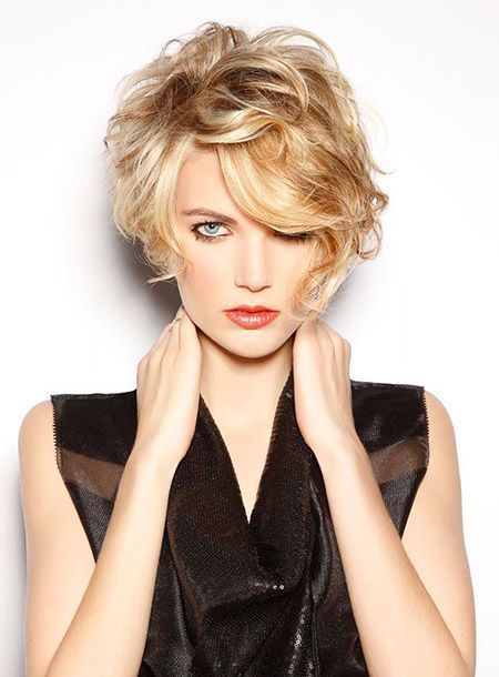 Idée coupe courte : Images of Short Curly Hair | Short Hairstyles 2014 | Most Popular Short Hairstyles for 2014