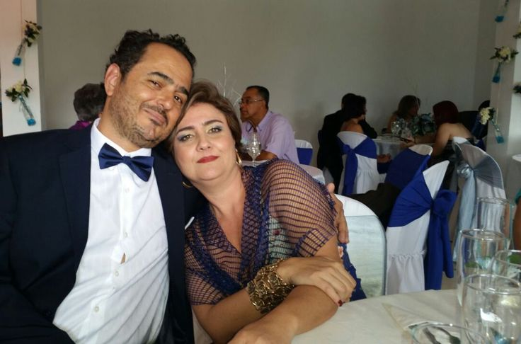 La madrina y el esposo