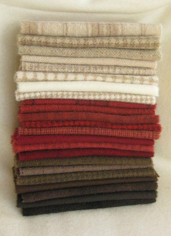 Captivating Warm Wool Colors
