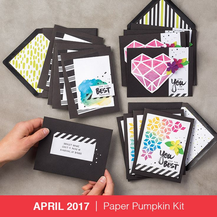 6-month Prepaid Paper Pumpkin Subscription - by Stampin' Up!