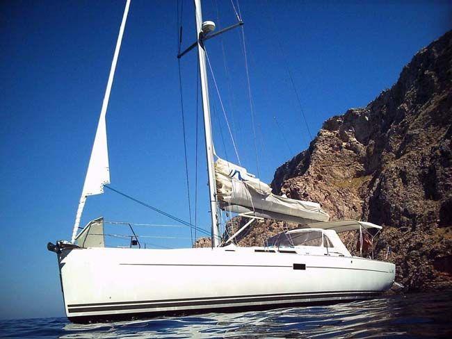 Packs Apartamentos + Velero en Ibiza Alquiler velero hanse 430 ibiza 1