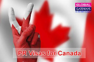 PR Visas for Canada  Is Canada immigration is on your thoughts and you are questioning how you may emerge as the permanent resident of the beautiful Country? If sure, you want not to worry any extra. This piece of article will enhance your know-how on the problem, and deliver a brief at the diverse varieties of PR visas for Canada.  For More.....: https://globalgateways19.blogspot.in/2016/10/pr-visas-for-canada.html http://globalgateways.co.in/CanadaMigration.html