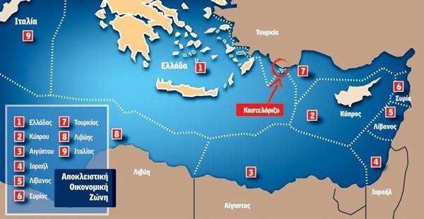 """ΓΕΡΟΝΤΑΣ ΠΑΪΣΙΟΣ """"Oι Τούρκοι θα προκαλέσουν για την αιγιαλίτιδα (ΑΟΖ)"""""""