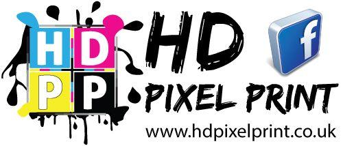 HD Pixel Print Showcase Their New Range of Spot UV Business Cards & Spot UV Flyers