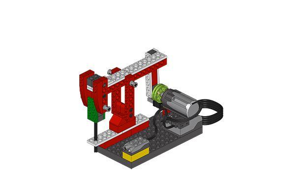 LEGO WeDo construction robot instruction lesson plan robotics courses