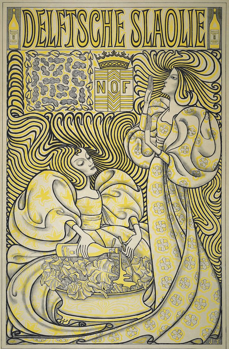 http://publicdomainreview.org/collections/the-salad-oil-style-of-jan-toorop/