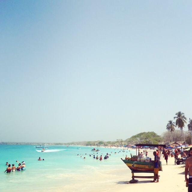 Playa Blanca, Isla Barú