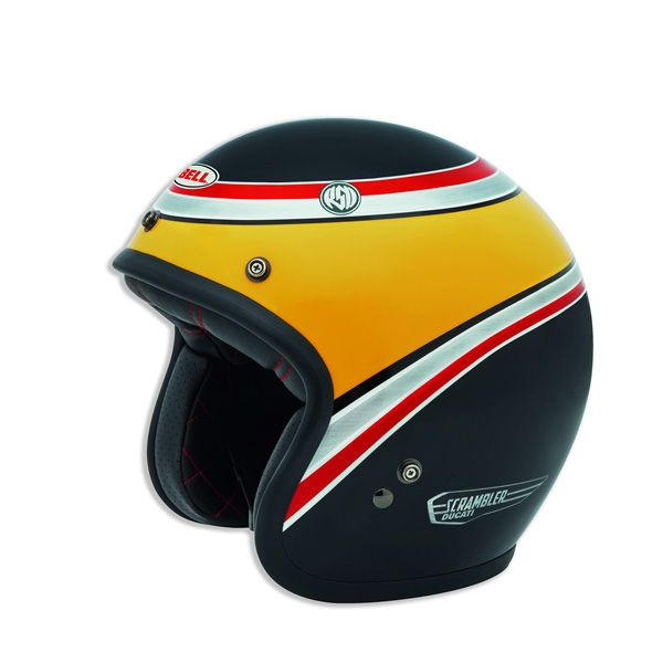 Long Beach Open Face Helmet Open Face Helmets Helmet Ducati
