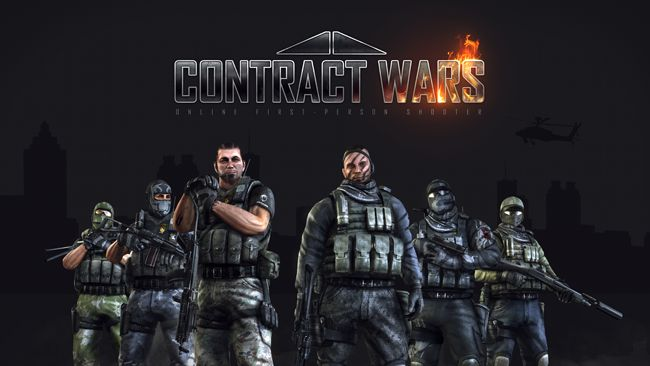 Contract Wars Hack Facebook PROOF