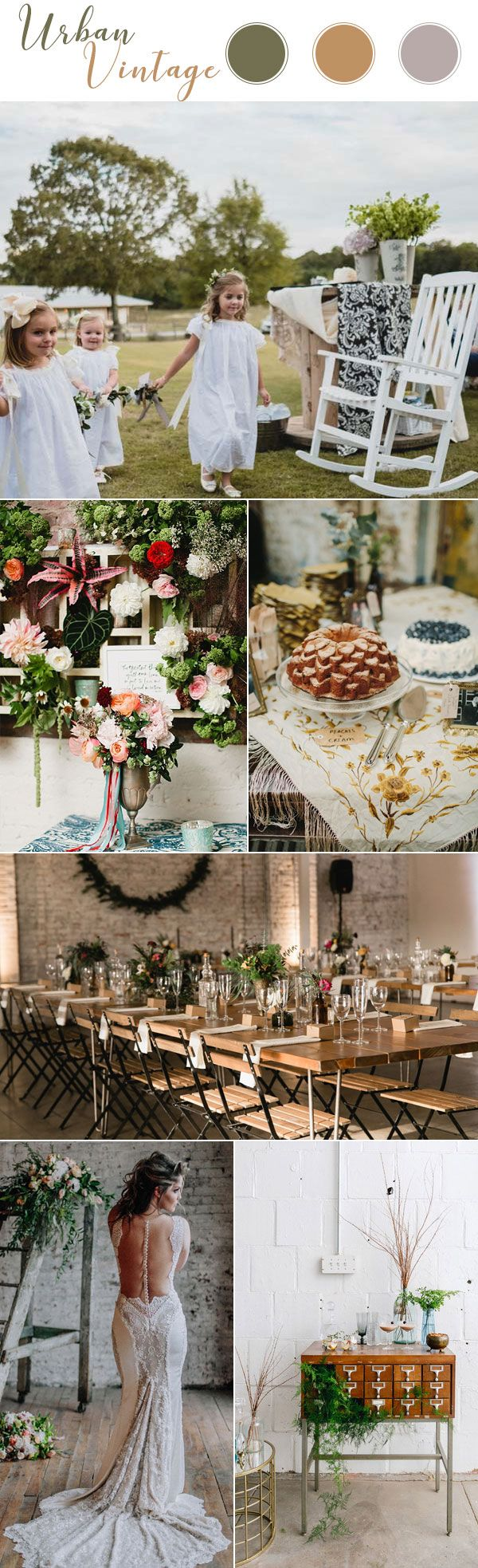 The Hottest 6 Wedding Theme Trends For