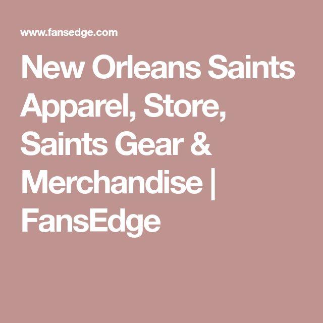 New Orleans Saints Apparel, Store, Saints Gear & Merchandise   FansEdge