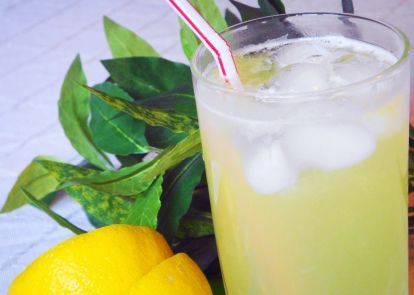 Found this recipe on simply recipes. I wanted to make lemonade from scratch, real freshly squeezed lemons and simple syrup and I came across this recipe. Made this for my 6 year old and friends lemonade stand sales, my pitcher never came home. Turns out my friend who helped the kids with the stand, liked my lemonade better than the powdered stuff, kept my lemonade for herself! Please do adjust to taste, I think the lemons I had were more tart so I added more simple syrup.