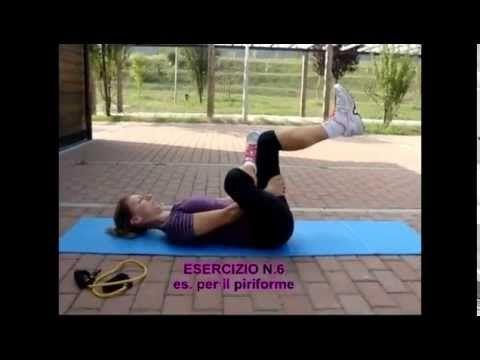 Mal di Schiena e Fascia Lombare: Migliori esercizi e rimedi contro il dolore da lombalgia e sciatica - YouTube