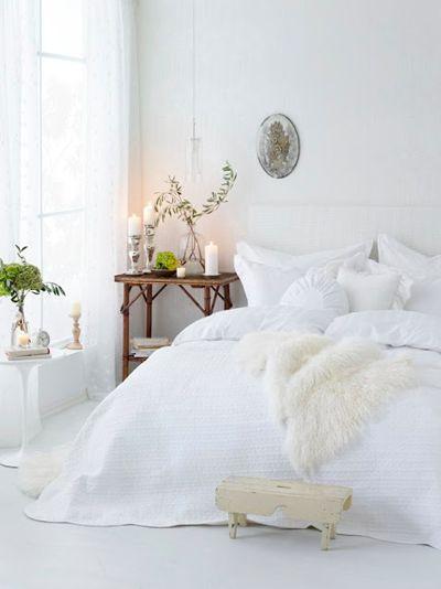 The White Album - 50 incredible white rooms - gorgeous!