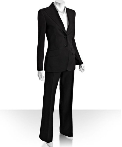 the perfect women's suit!