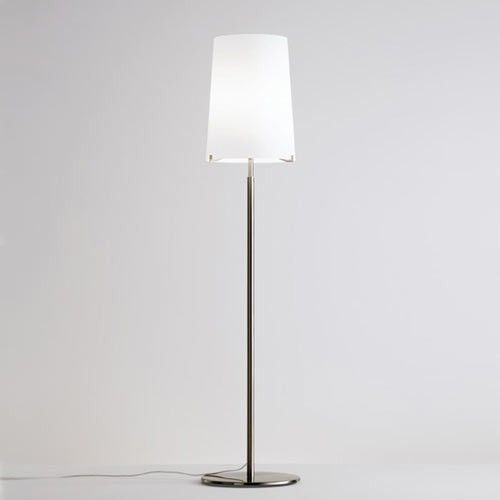 ambient lighting fixtures. floor lamp for diffused ambient lighting chrome or brushed nickel plated structure http fixtures