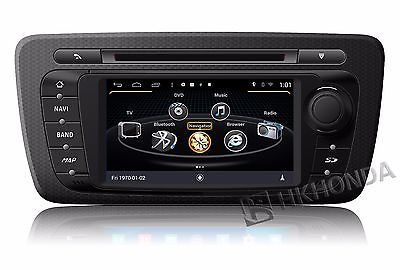 ﹩439.00. S160 Andorid 4.4 Car DVD Player Radio GPS wifi 3G For 2009-2013 SEAT Ibiza (  Features - Auxiliary Input, Screen Size - 7inch,     )
