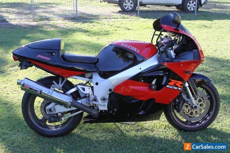 1996 Suzuki GSXR750 #suzuki #gsxr750 #forsale #australia