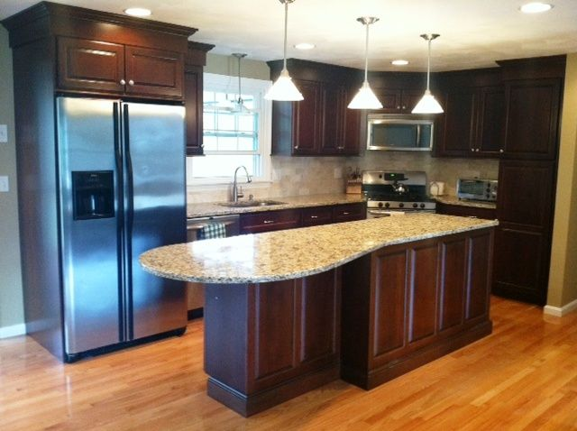 How To Select Kitchen Cabinetry | Kitchen Redo | Pinterest | Kitchen Island  Seating, Kitchens And Kitchen Cabinetry