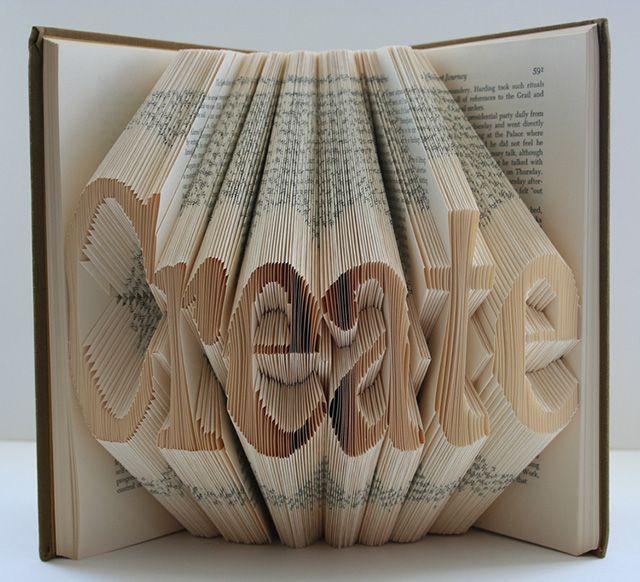 Book Art: Books Pages, Books Sculpture, Isaacsalazar, Crafts Ideas, Books Art, Paper Art, Altered Books, Isaac Salazar, Books Crafts