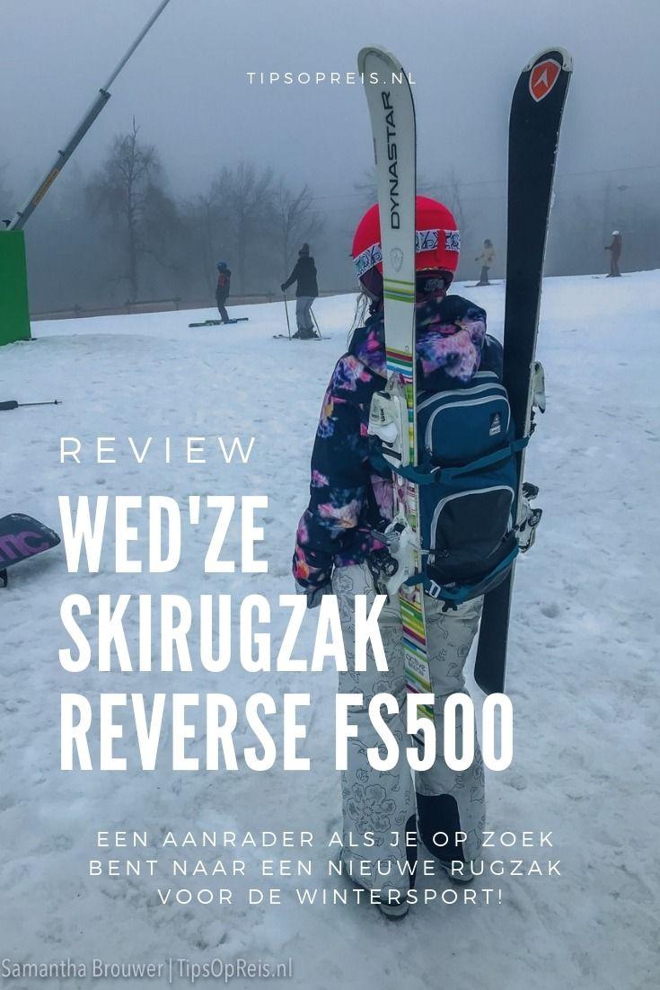 Review Wed Ze Skirugzak Reverse Fs500 Tipsopreis Nl Wintersport Ski Snowboarden