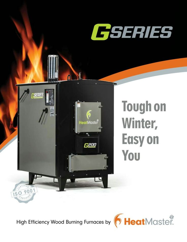 25 best ideas about outdoor wood burning furnace on for Best home heating systems