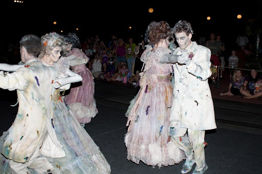 Haunted Mansion Ballroom Ghosts | Costume ideas | Pinterest